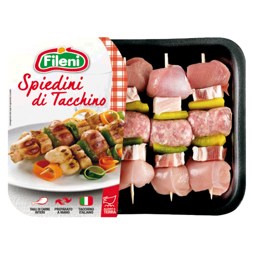 Fileni Turkey kebabs